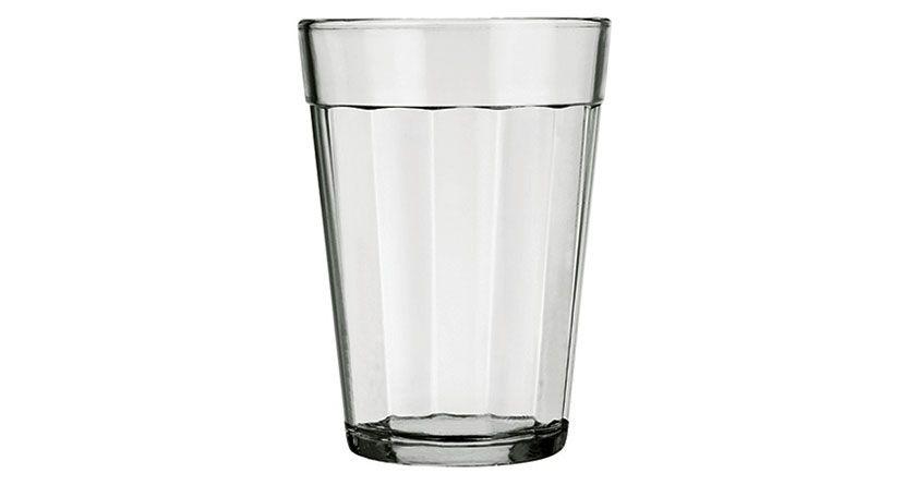 Copo Agua Vidro 190ml Americano