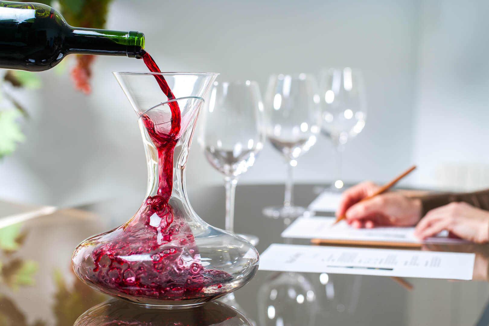 Decanter para vinho Cristal Ecológico Forum 1,5L