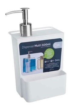 Dispenser Multi 600ml Branco