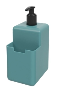 Dispenser Single 500ml Azul