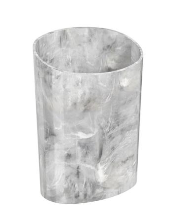 Escorredor de Talheres Glass Marmore