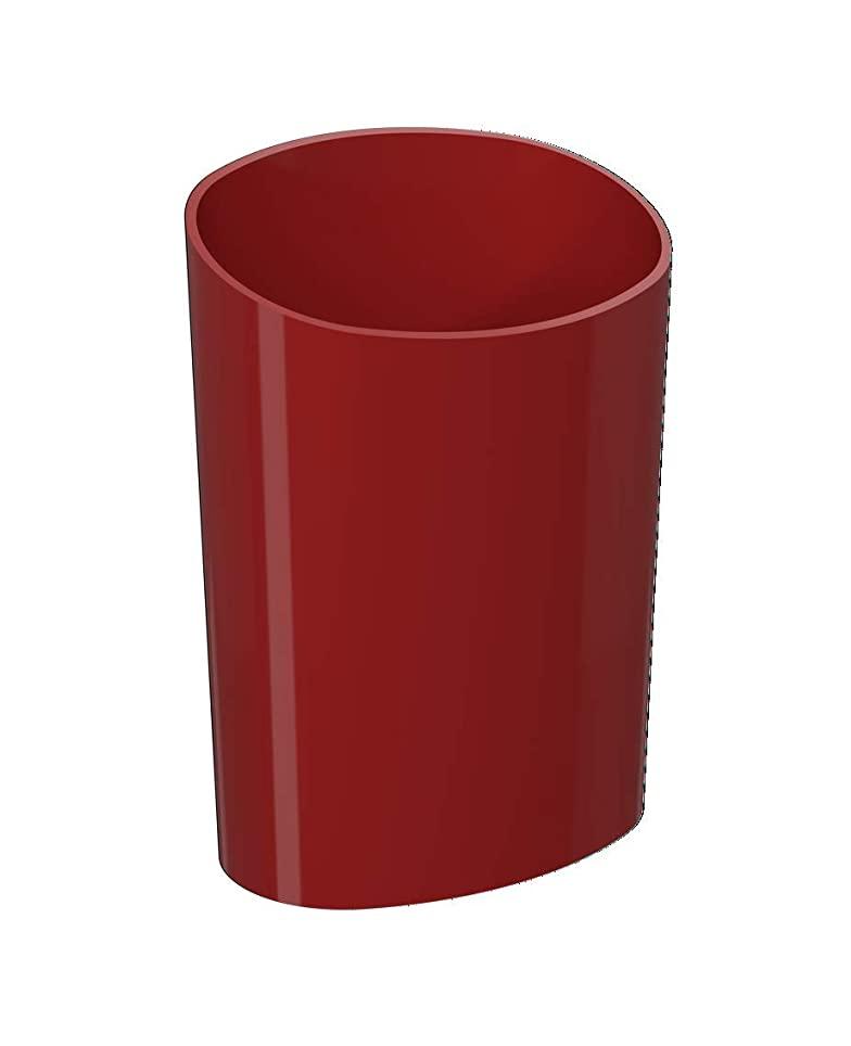 Escorredor de Talheres Glass Vermelho