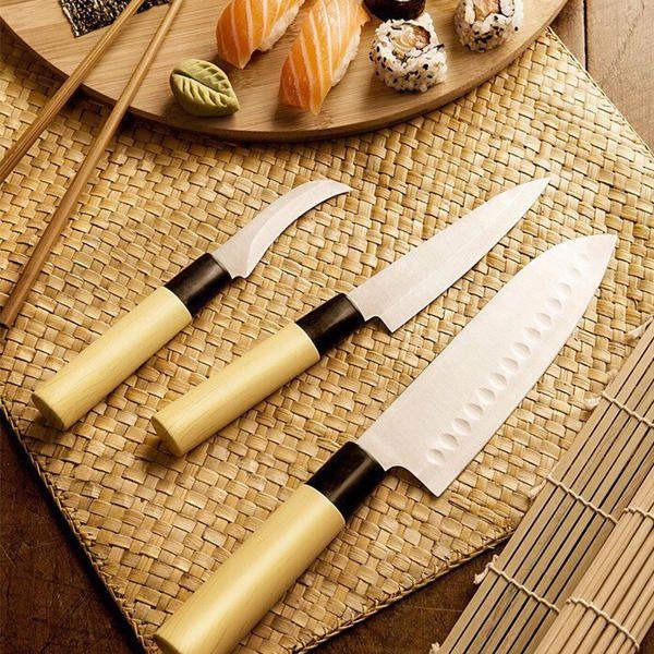 Faca para Peixe e Legume 6,6 Samurai