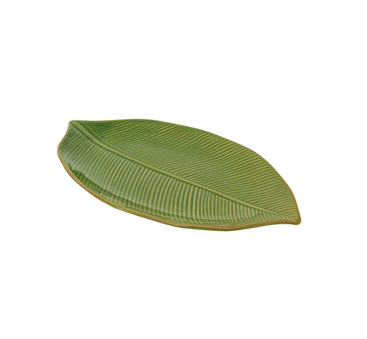 Folha Decorativa M Banana Leaf Verde