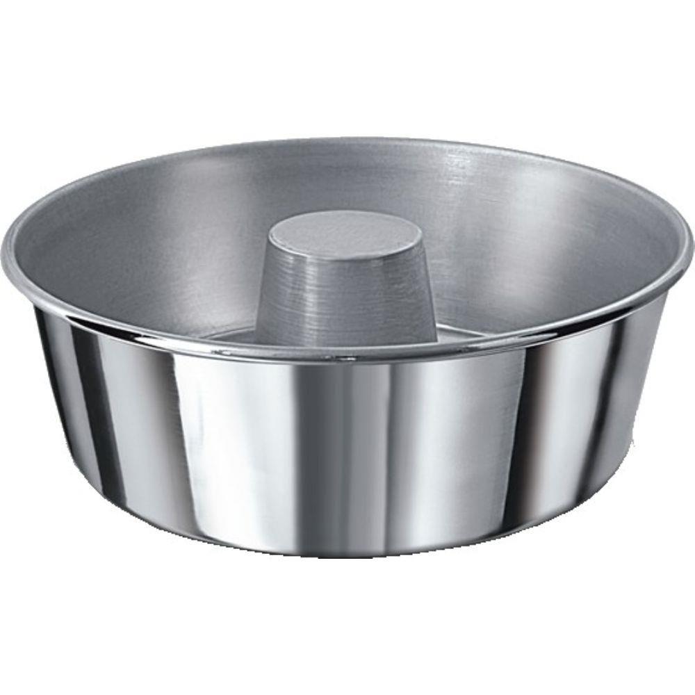 Forma de Alumínio Bolo e Pudim 28cm
