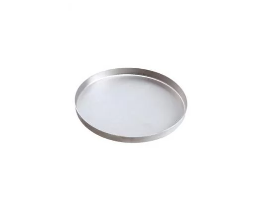 Forma de Pizza em Alumínio 15cm