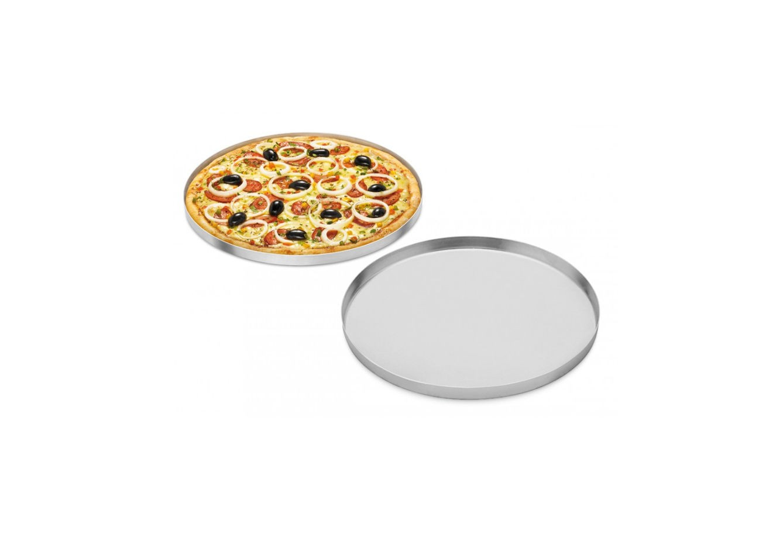 Forma de Pizza em Alumínio 20cm