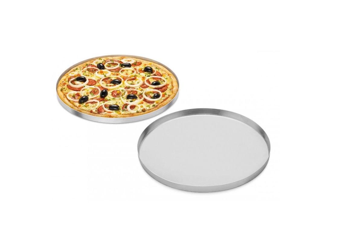 Forma de Pizza em Alumínio 25cm