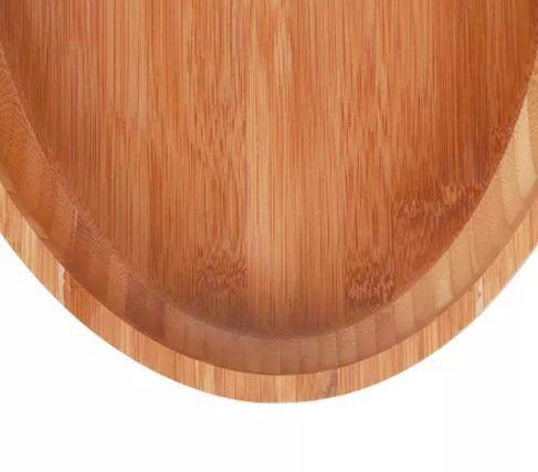 Gamela Bamboo Oval 41x27 cm