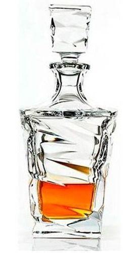 Garrafa de Whisky 750ml Zig Zag