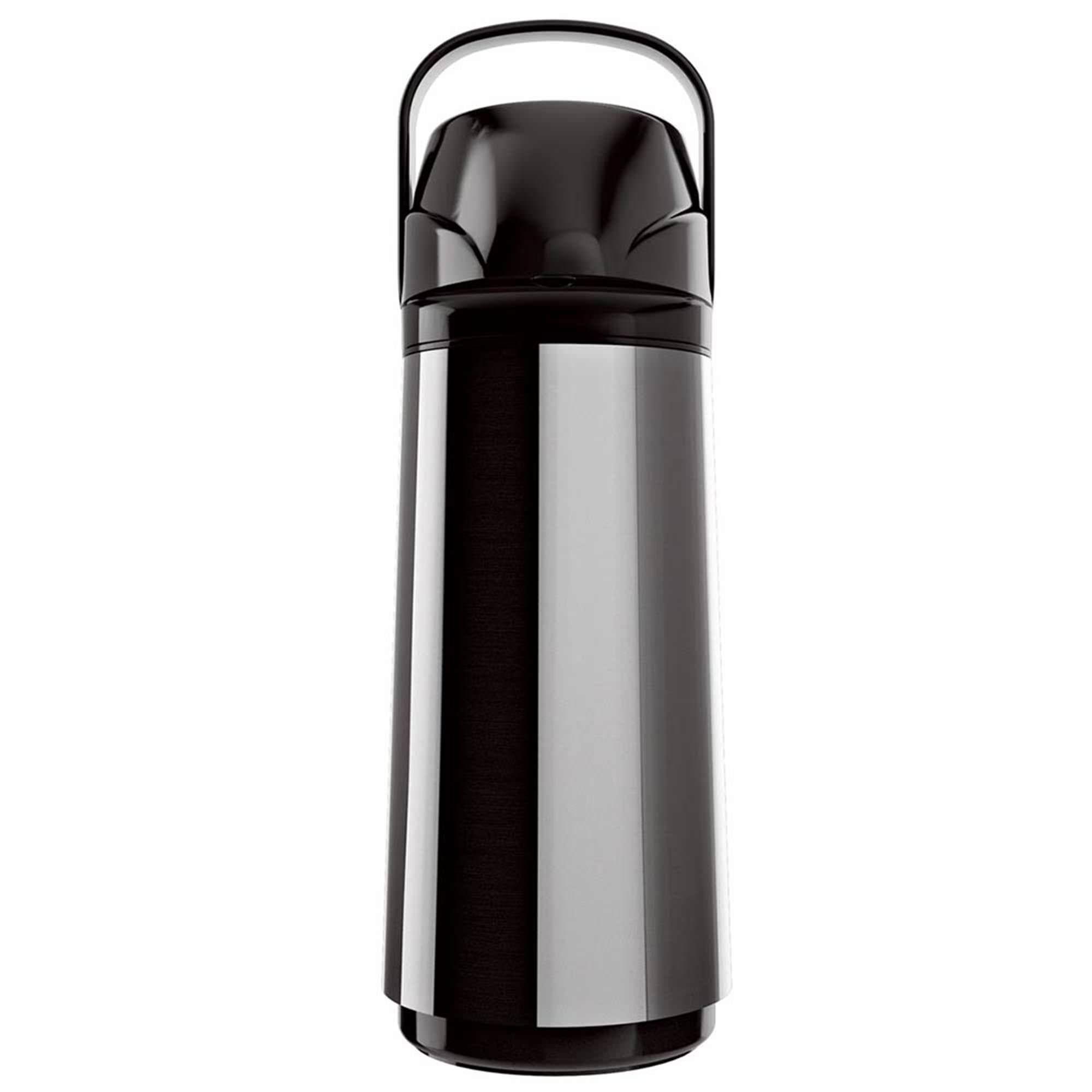 Garrafa Térmica de Pressão Inox 1,8 L Air Pot Slim