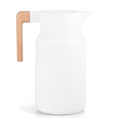 Garrafa Térmica Fashion 1L Termopro Branca