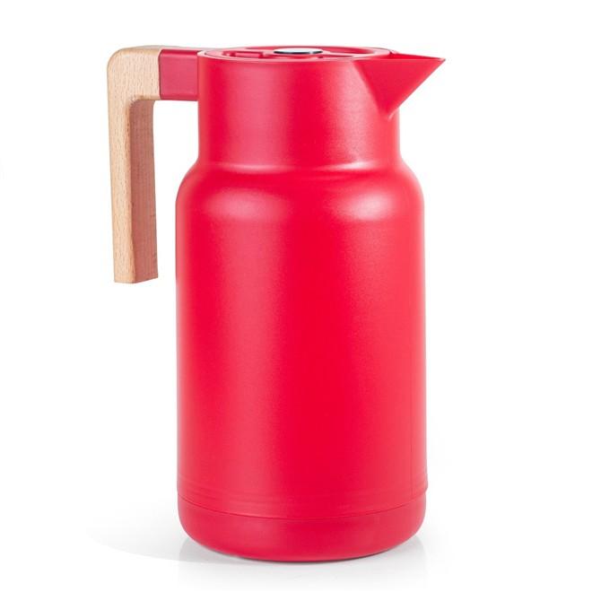 Garrafa Térmica Fashion 1L Termopro Vermelha