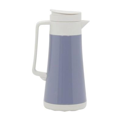 Garrafa Térmica Inox 600ml Slim Blue