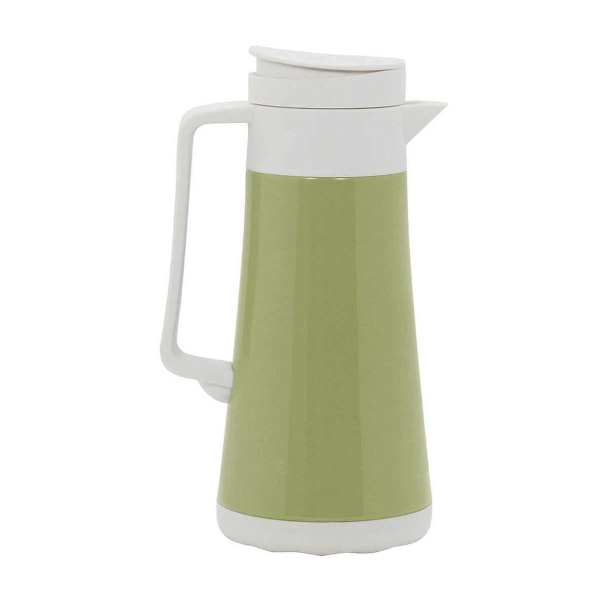 Garrafa Térmica Inox 600ml Slim Green