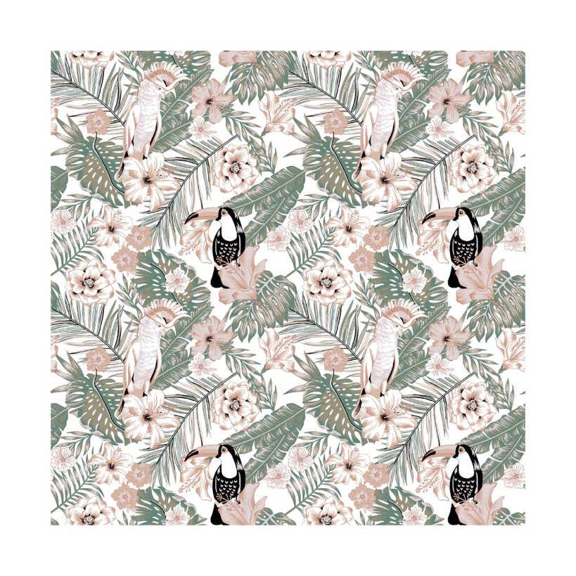 Guardanapo Tecido 40x40 cm 4pçs Home Animalia