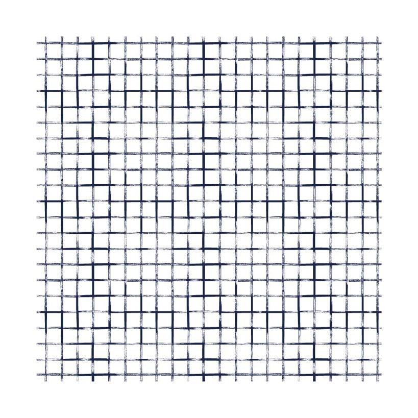 Guardanapo Tecido 40x40 cm 4pçs Home Grid