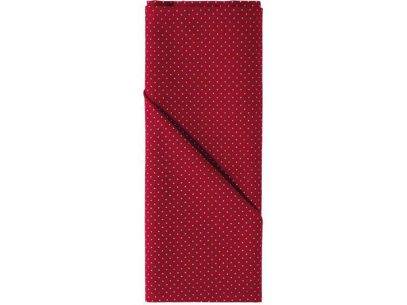 Guardanapo Tecido 45x45 cm 4pçs Home Poá Vermelho