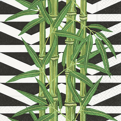 Guardanapos De Papel 20un Bamboo