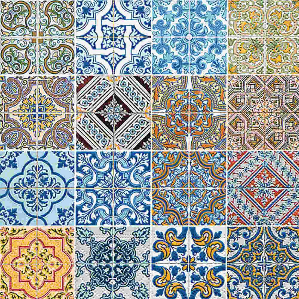 Guardanapos De Papel 20un Tiles
