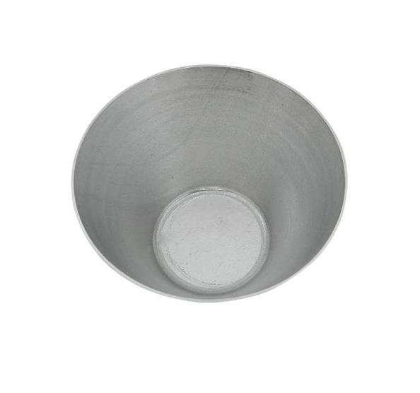 Jogo 12pçs Forminha Bombocado Alumínio n°3