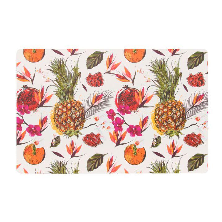 Jogo Americano 28x44 cm Summer Fruits