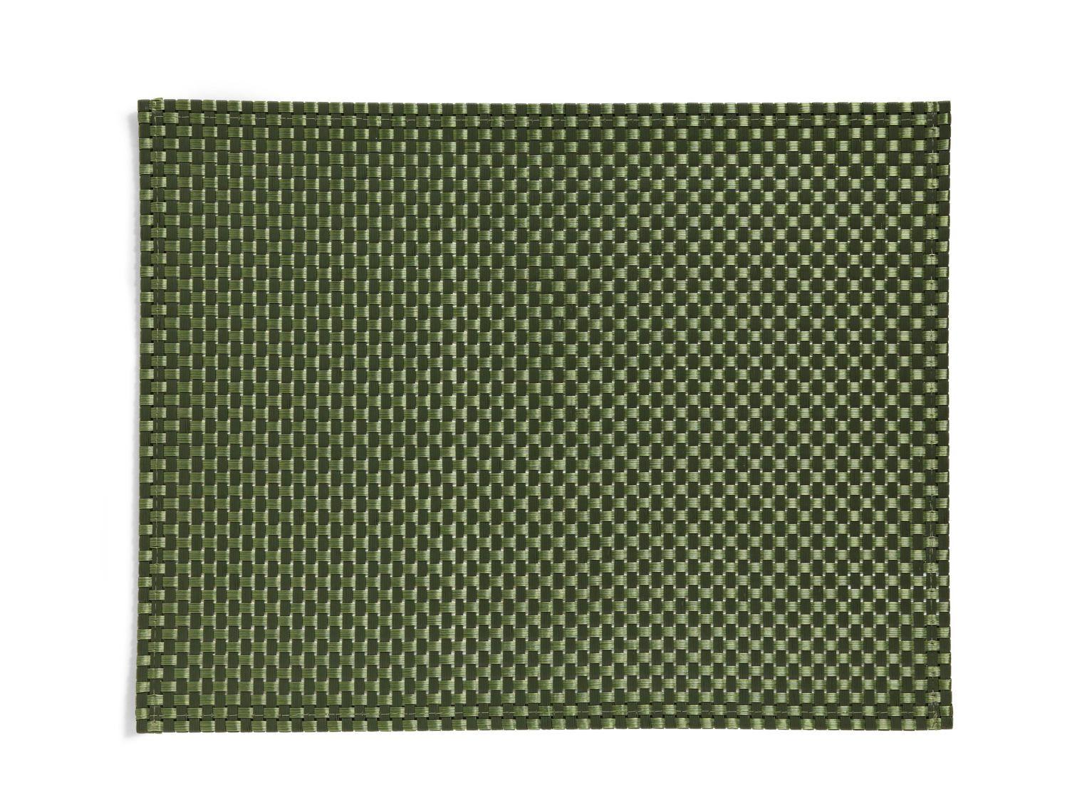 Jogo Americano 35x45 Tramado Especial Verde