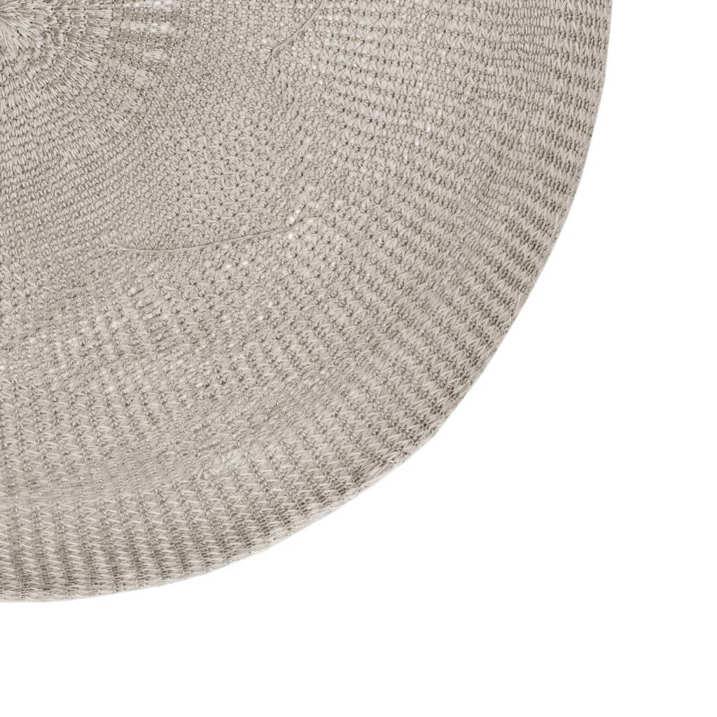 Jogo Americano 38cm Serenity Renda Cimento Queimado