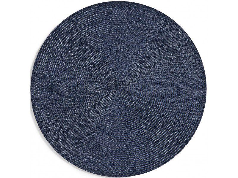Jogo Americano Luna 38,5cm Azul