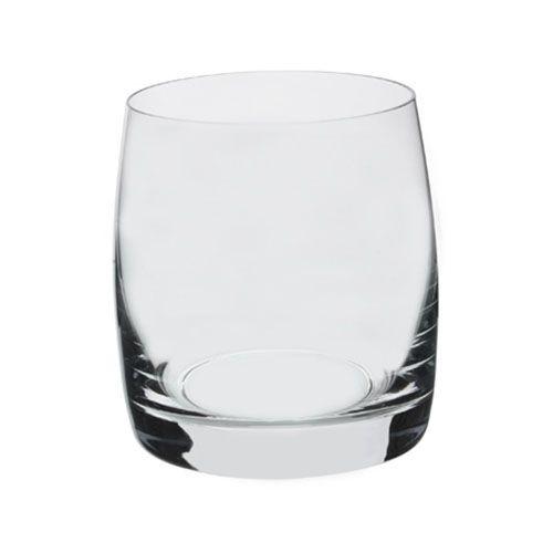 Jogo de 6 Copos de Cristal para Whisky 290ml