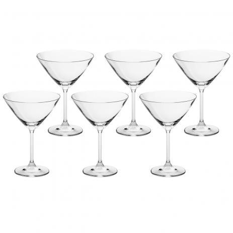 Jogo de 6pçs Taças Martini 280ml Gastro