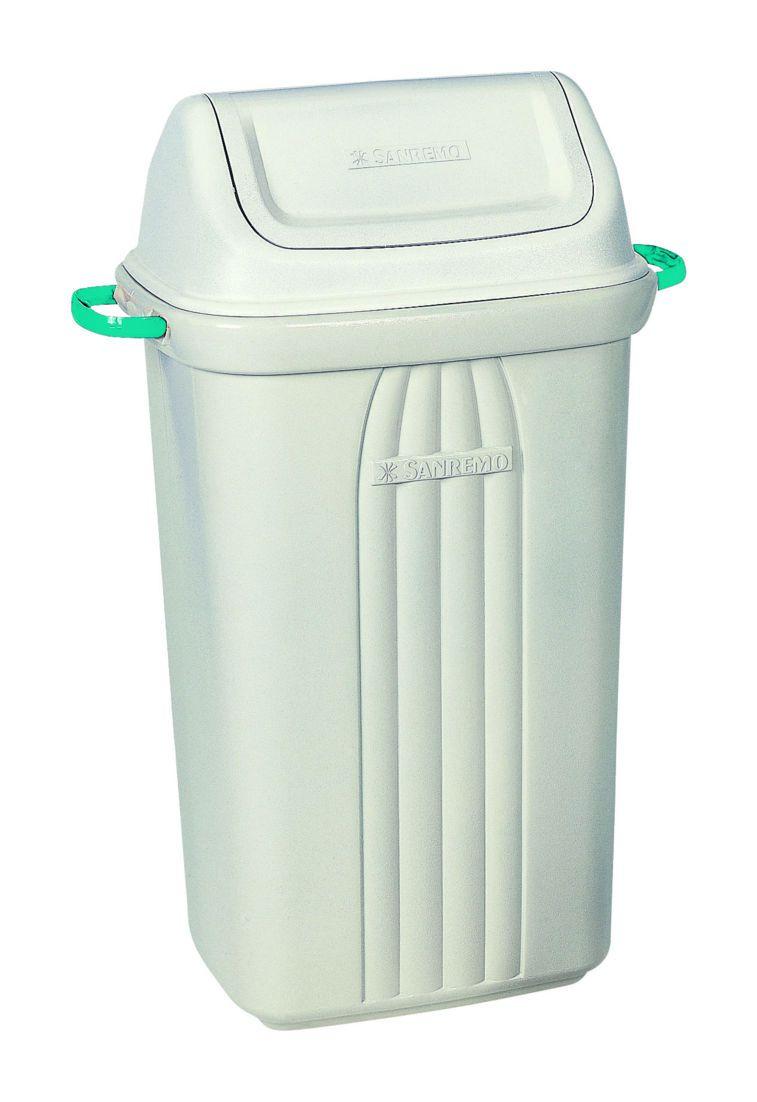 Lixeira Plástica Basculante 30,0 L Casablanca