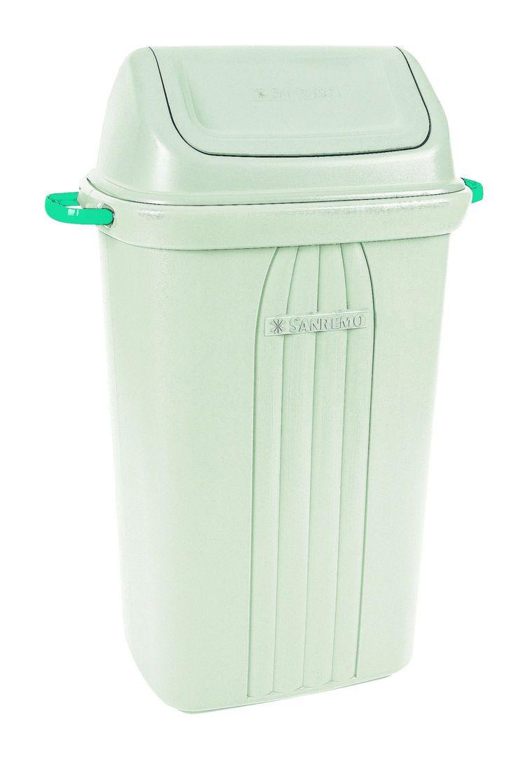 Lixeira Plástica Basculante 60,0 L Casablanca