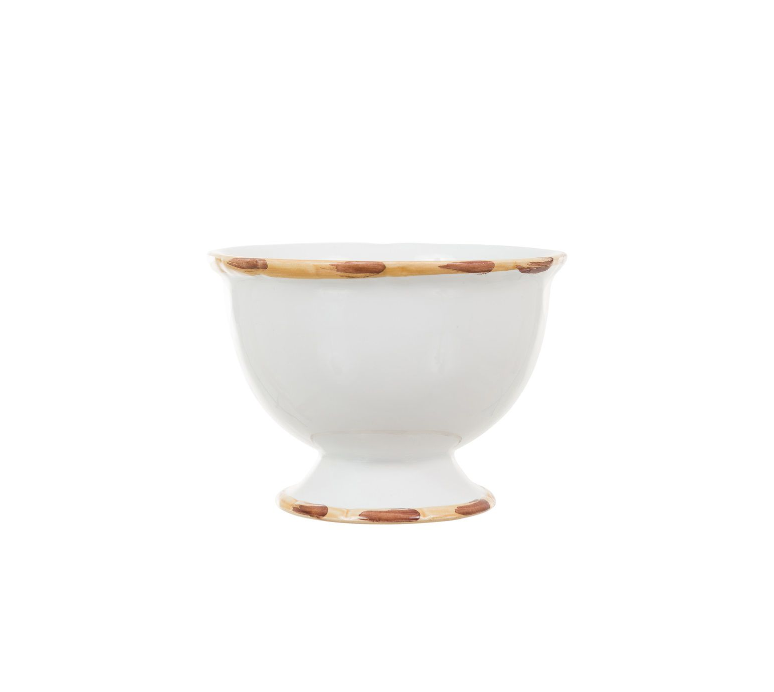 Mini Bowl com Pé Bambu