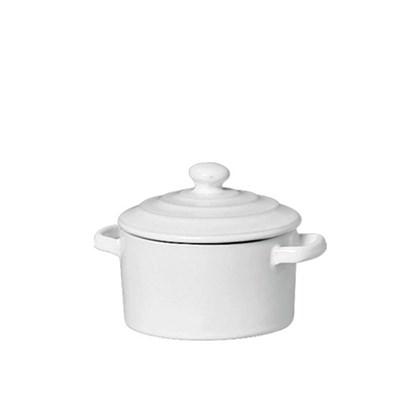 Mini Caçarola de Porcelana