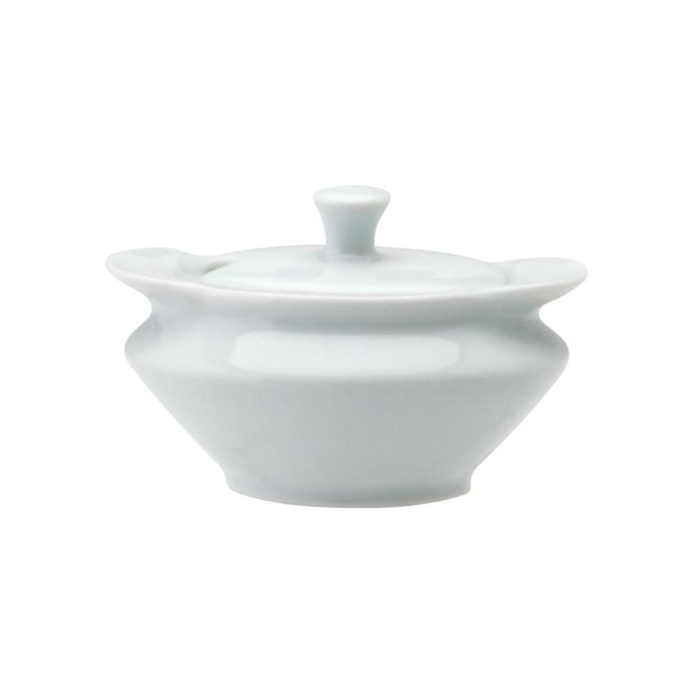 Molheira de Porcelana com Tampa 140ml