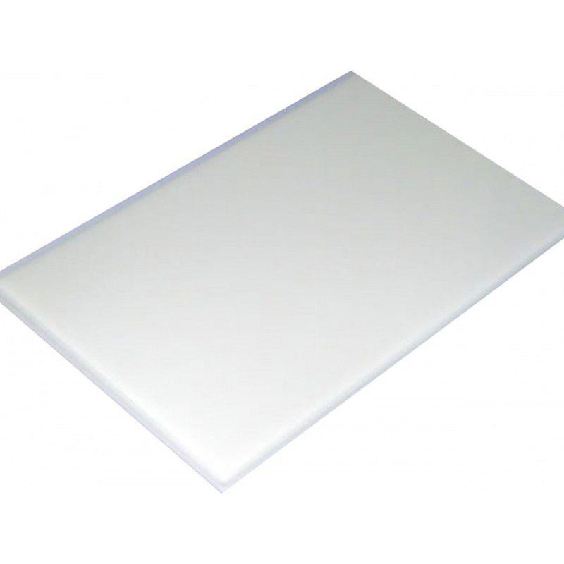 Placa de Polietileno Branca 30x40cm