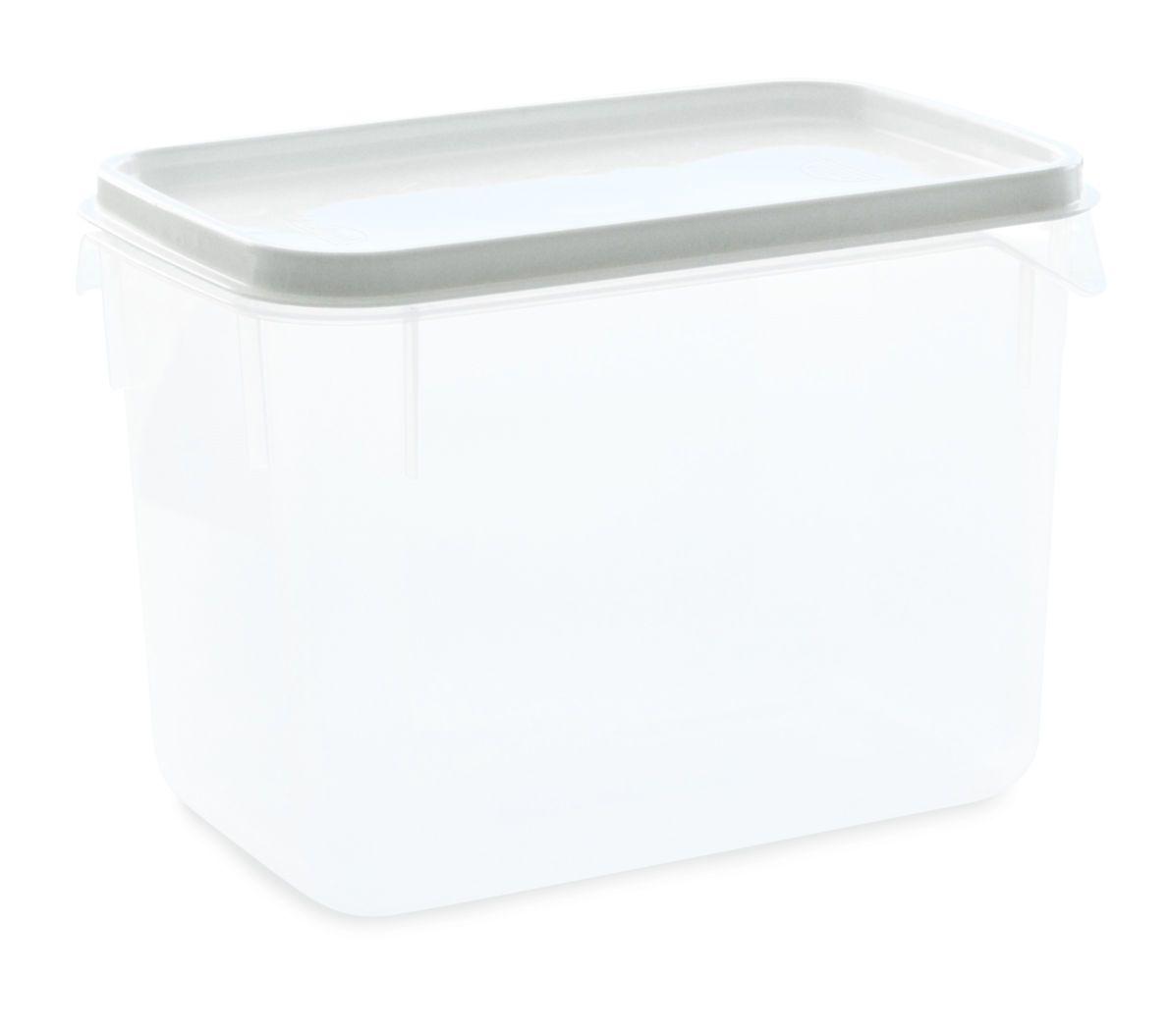 Pote 2,9 L Plástico Moduline