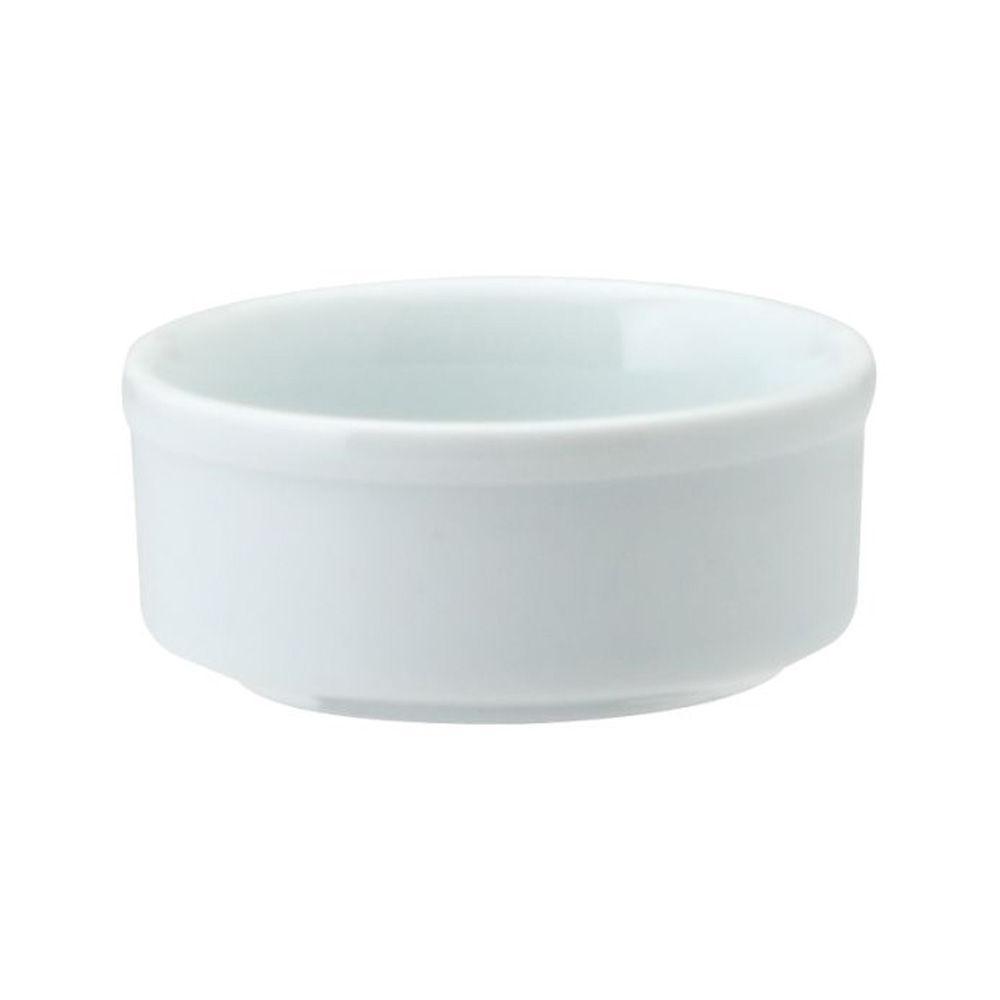 Pote para tempero em porcelana 100 ml