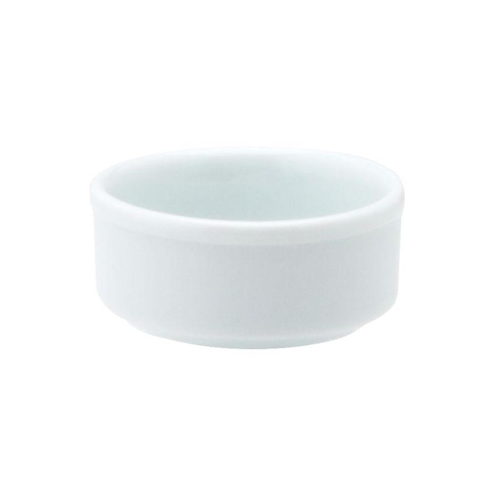 Pote para tempero em porcelana 65ml