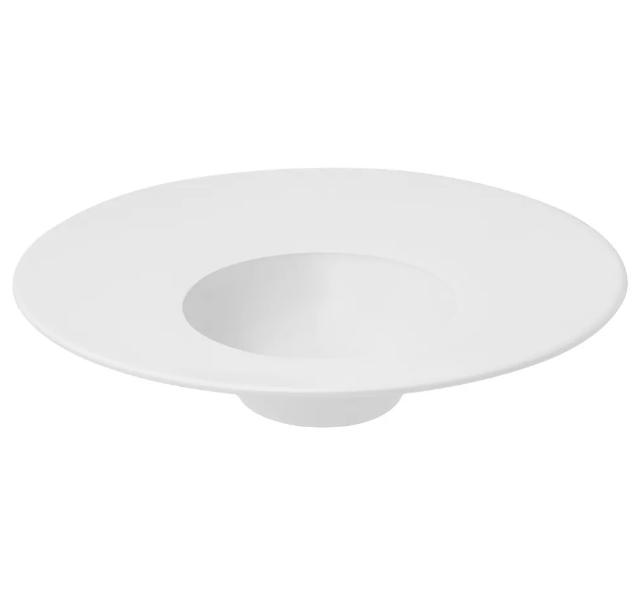 Prato de Entrada 30,5cm Branco