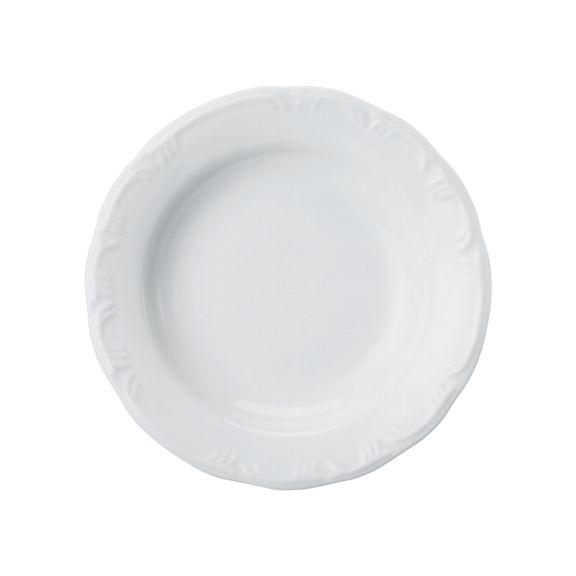 Prato de Porcelana Fundo 23cm Pomerode