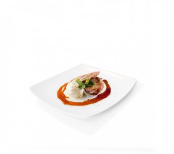 Prato de Sobremesa 19 cm de Melamina