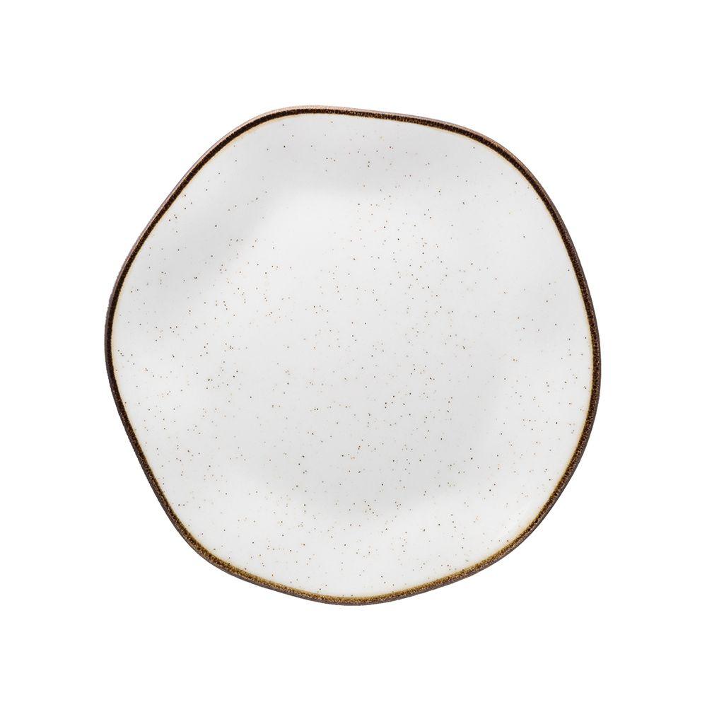 Prato de Sobremesa 21,5cm Maresia