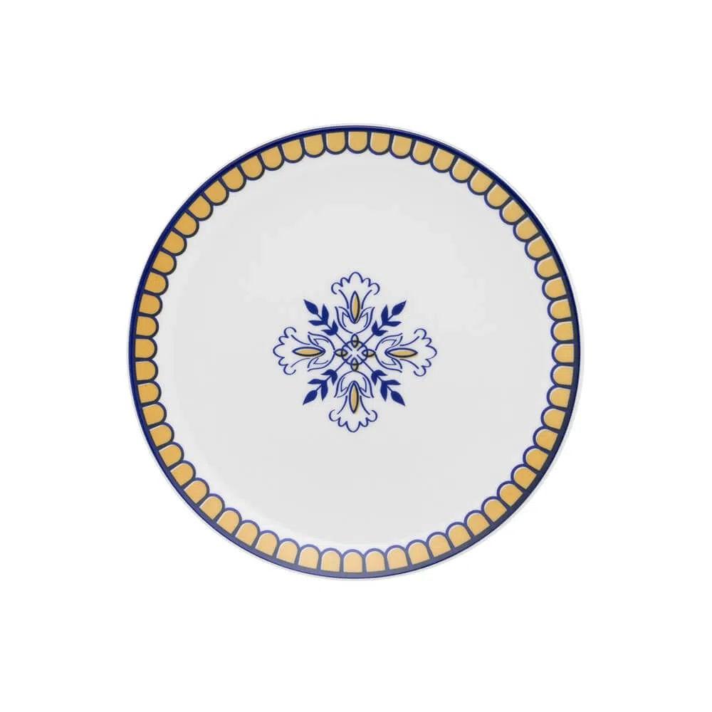 Prato de Sobremesa 21cm Lisboa