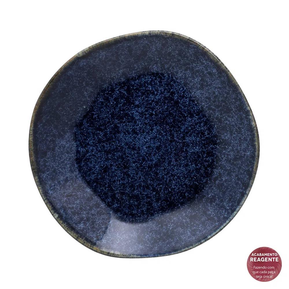Prato Fundo 22,5 cm Safira