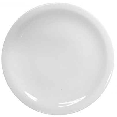 Prato Para Bolo 27 cm Branco