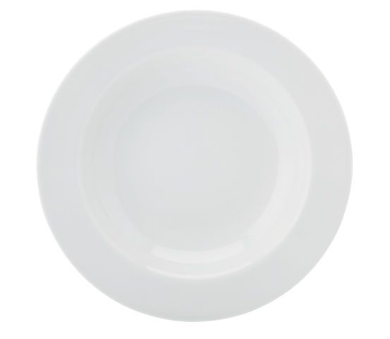 Prato Para Massa 28 cm Branco