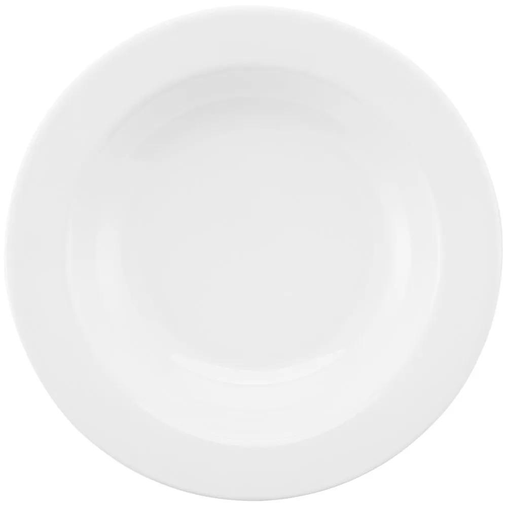 Prato Para Massa 29 cm Abas Branco