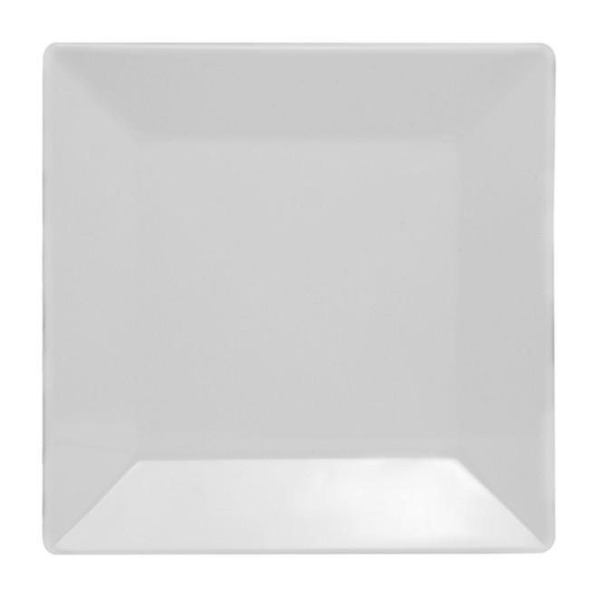 Prato Quadrado 25,4x25,4cm Melamina